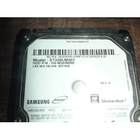 Disco Duros Sata Wd, Samsung 320gb
