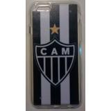 Capa Celular Atlético Mineiro Iphone 6 100% Oficial