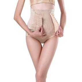 Butt Lifter Pantalones Con Tummy Control... (beige, 3x.)
