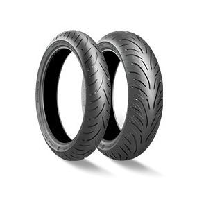 Par Pneu Bridgestone Battlax T31*gt 120/70 R17 E 190/55 R17