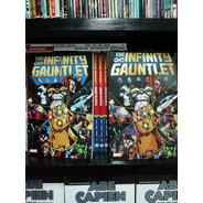 Infinity Gauntlet Tpb Marvel Thanos Jim Starlin Ingles