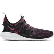 Tenis Nike Running Wmns Flex Contact 3 Black/laser Fuchsia-w