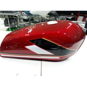 Tanque De Gasolina Honda Cg 125 Até 1982 Vermelho -raridade
