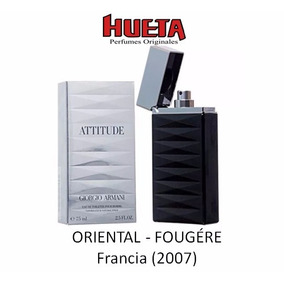 Armani Attitude 75ml. Descontinuado (perfumes Hueta)