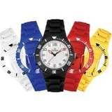 Relógio Feminino/masculino Kit Troca Pulseiras C/maquinario