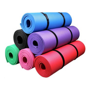 Mat Yoga Pilates 10mm Colchoneta De Goma Eva Colores / Lhua