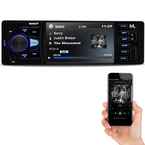 Rádio Mp3 Player P3325 Rock 4 Bluetooth 4