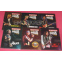 Dvd Oasis Green Day Acdc Nirvana Queen Iron Deep Purple Emk