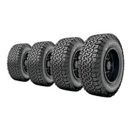 Kit X4 Neumáticos 285/70-17 Bf Goodrich All Terrain Ko 2