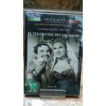 Tin Tan, Ana Bertha Lepe, Vitola, El Tesoro Del Rey Salomón