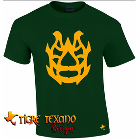 Playera Lucha Libre Fishman By Tigre Texano Designs