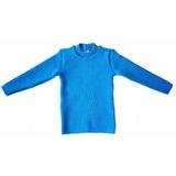 Blusa Básica Cacharrel Infantil De Lã Inverno Criança