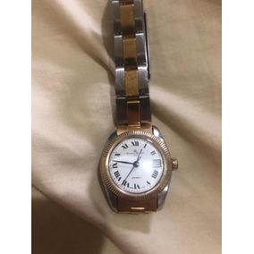5e4a3c2a410 Relogio Baume Mercier Feminino - Relógios De Pulso no Mercado Livre ...