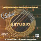 Cuerdas Para Guitarra Clasica Nylon Estudio Selene