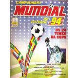 Album Copa 94 - Completo - Ótimo Estado + Brinde