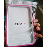 Protector Hibrido De Uso Rudo Galaxy Tab 2 7 Envio Gratis!!