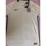 Camisa Corinthians Nike 2016 Nova E Original Tamanho M 843566df1570a