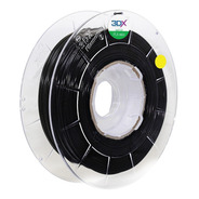Filamento Pla Preto 1,75 | 1kg | 3dx | Full