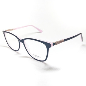 Armação Para Óculos De Grau Feminina Cor Rosa - Óculos em Santa ... b49700fe65