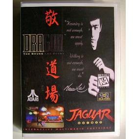 Atari Jaguar - Dragon - No Sega Nintendo