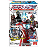 Ultra Monstruos Zukan Shokugan Set X 10 Ultraman Ultrasiete