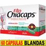 Nuevo Fito Chiacaps 60 Cap Elea Fitoesteroles Aceite De Chia
