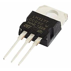 Lm317t Lm317 Regulador De Voltaje Variable 1,2v A 37v 1,5amp