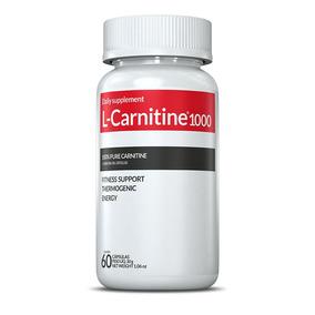 L-carnitina 1000 100% Pure Inove Nutrition 60 Caps