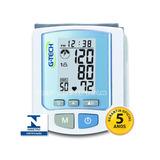 Medidor De Pressão Arterial Digital De Pulso Rw450 G-tech