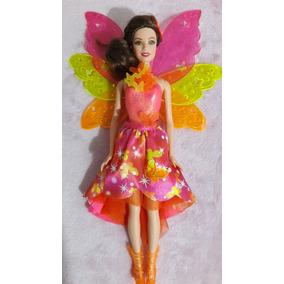 Barbie Hada De La Pelicula La Puerta Secreta