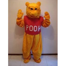 Disfraz Cabezón Winnie Pooh Pepe-barney-bestia-mickey-minnie