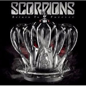 Scorpions Return To Forever[cd Novo De Fabrica]