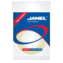 Janel 2551233200 Cinta Adhesiva De Papeleria Y Oficina