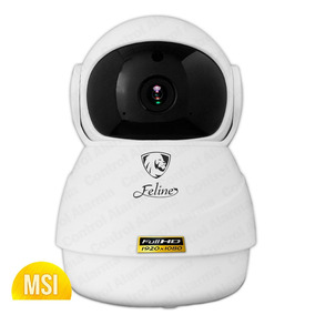 Camara Ip Robot 360 2mp Full Hd Wifi Video Vigilancia Msi