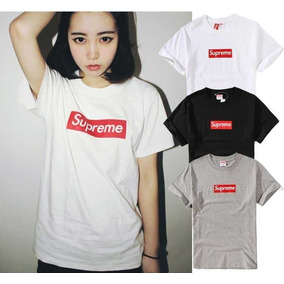 Remera Estampa Supreme