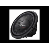 Pioneer Subwoofer 12 /1400w Max/400rms/20-125hz/95db