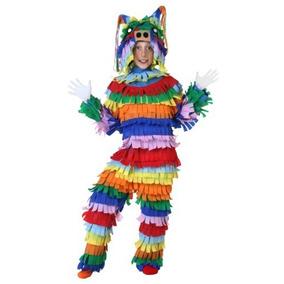 Disfraz Niño/a Piñata Traje Piñatita Halloween
