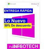 Licencia Windows 10 Pro Store Oficial (sku): Fqc-09131 Esd