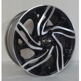 Rin De Aluminio 14 Pulg Nuevo, Aveo, Yaris, Civic, Twingo