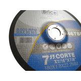 Disco De Corte 7