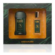 Set Estuche Flaño Edc 50ml + Desodorante Barra
