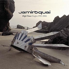 Cd Jamiroquai High Times Singles 1992-2006 Open Music