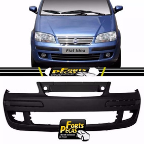 Parachoque Dianteiro Fiat Idea 2006 2007 08 2009 10 1º Linha
