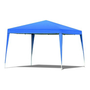 Toldo Tipo Carpa Armable 3x3 Mts Lona Impermeable Económico