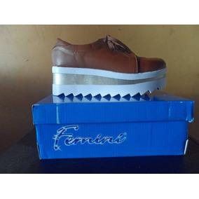 Zapatos Tipo Oxford Talla 37