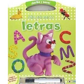 Mis Primeras Letras(libro Infantil)
