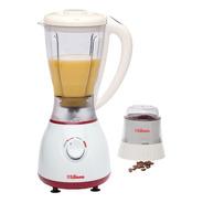Licuadora Electrica + Molinillo Cafe Liliana Al519 600w 1,5l