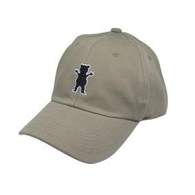 ed9884871eb8e Boné Grizzly Og Bear Logo Dad Hat Khaki · R  169 90