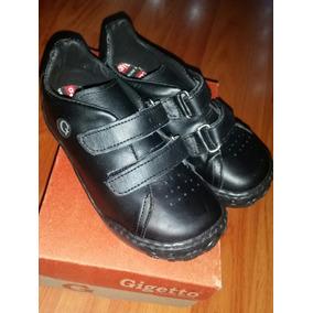 Zapatos Escolares Gigetto 100% Cuero/cocidos Solo Numero 29