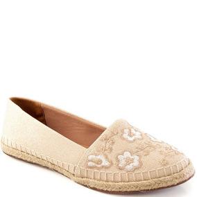 Alpargata Lurex Numeração Grande Sapato Show 390510e